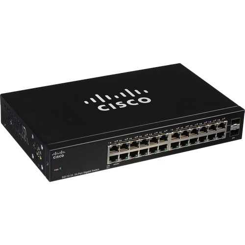 Cisco Switch Sg112 24 24 Port Unmanaged Network Hw Egypt Com